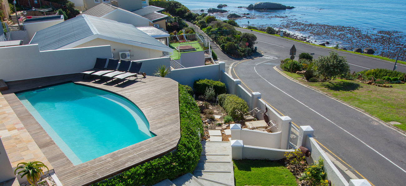 The Lookout - Luxury guesthouse accommodation in Simon's Town